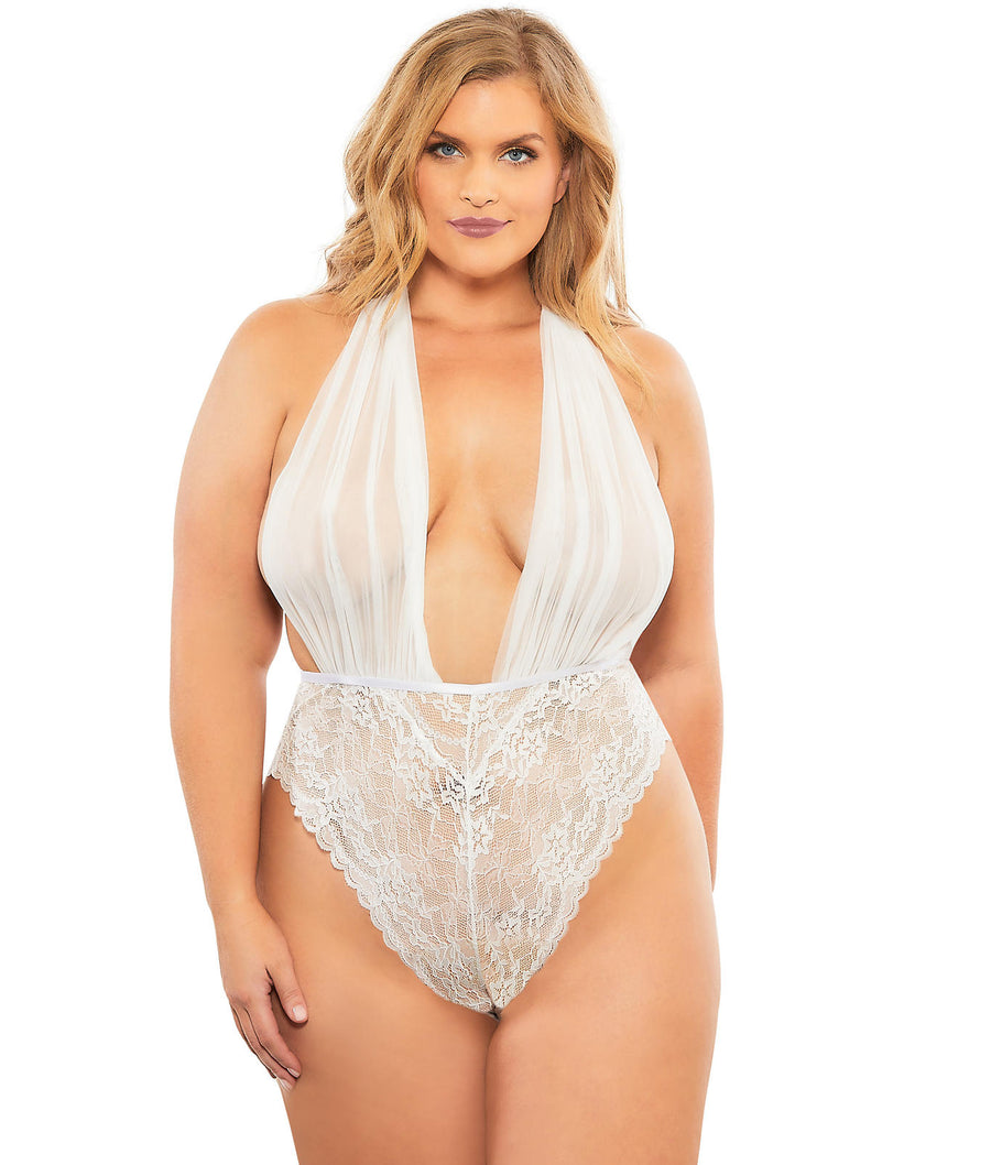 Plus Size Aria Teddy