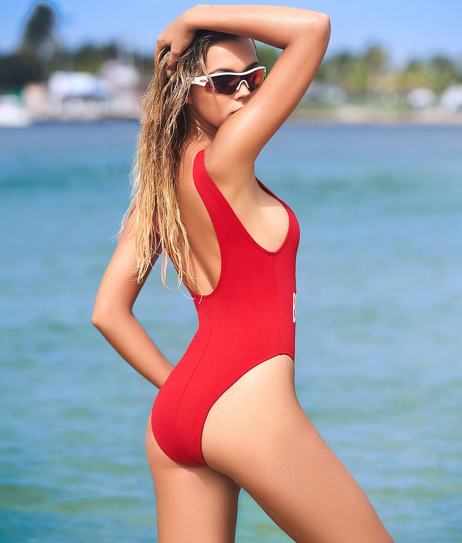 Aloha Beaches One-Piece