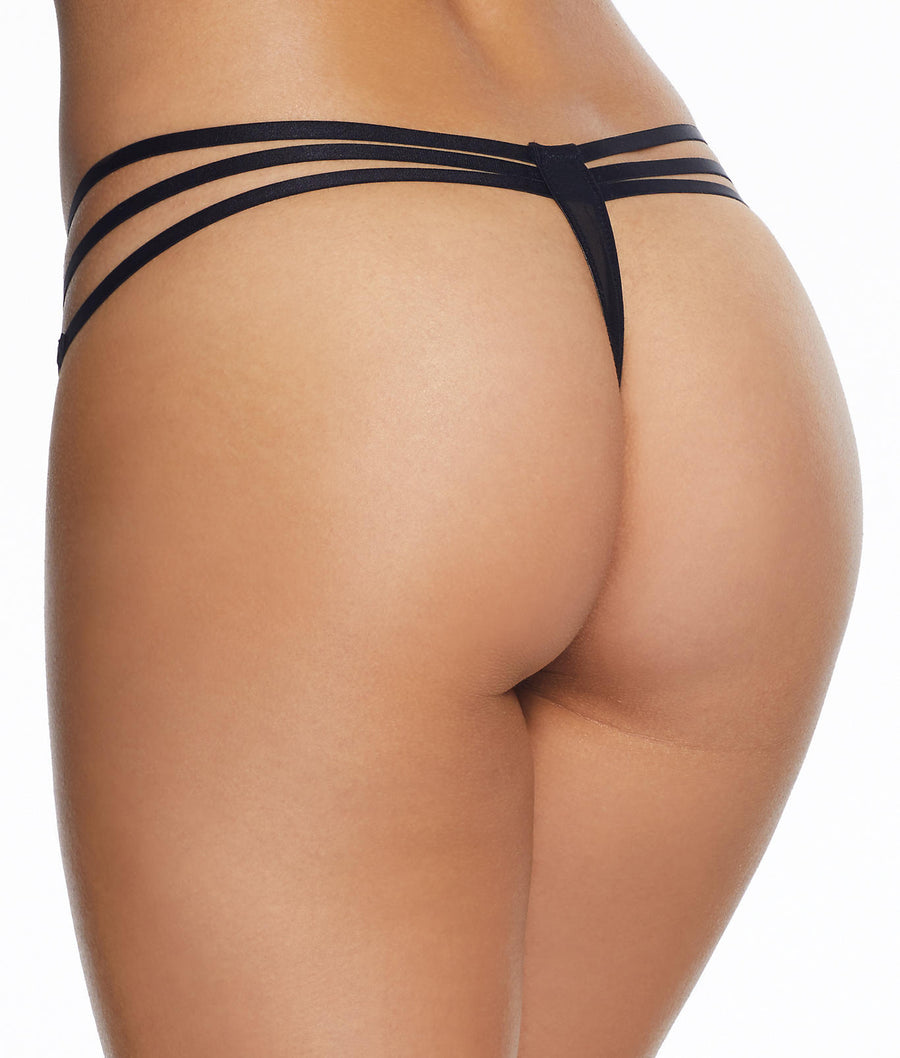 Wine / Black||Tessa Thong in Wine / Black