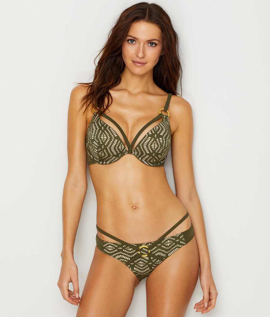 Aroa Push-Up Bikini Top