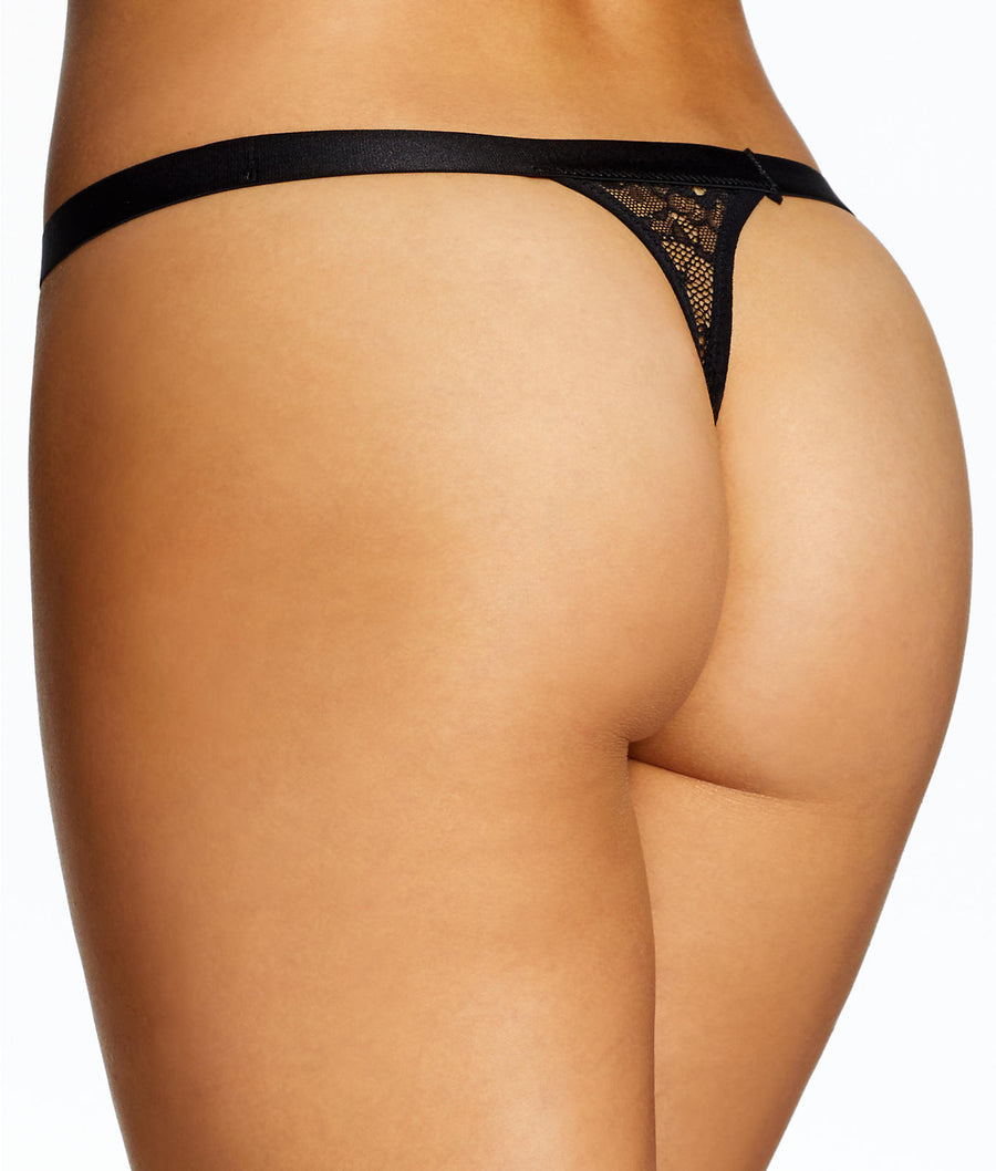 Grace Crotchless G-String