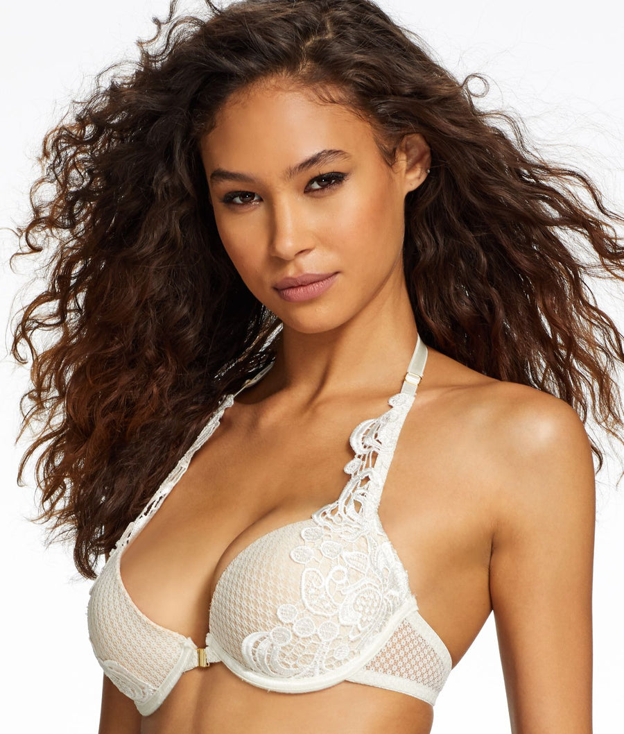 White||Alexa Zoe Push-Up Bra in White