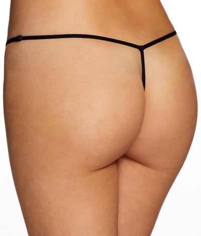 Lulu G-String in Black