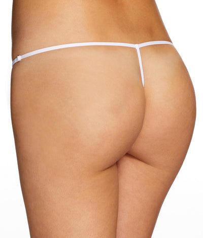 Lulu G-String in White