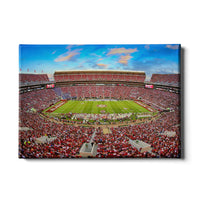 Alabama Crimson Tide Bryant-Denny Football Stadium Tuscaloosa Canvas Wall Decor