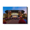 University of Alabama - Sunset Canvas Art