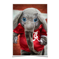 Alabama Crimson Tide Big Al Photo Print Wall Decor