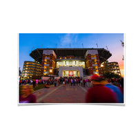 University of Alabama - Sunset Photo Print