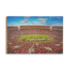 Alabama Crimson Tide Bryant-Denny Football Stadium Tuscaloosa Wood Wall Art