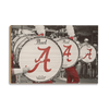 Alabama Crimson Tide MDB Drums wood art