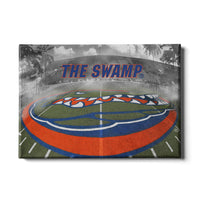 Florida Gators This is the Swampå¨ Canvas