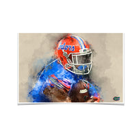 Florida Gators Gatorå¨ Watercolor Photo Print