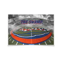 Florida Gators This is the Swampå¨ Photo Print