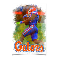 Florida Gators Gatorå¨ Run Photo Print