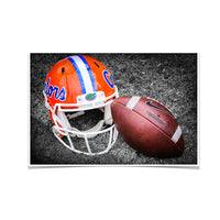 Florida Gators - Gator Ball Helmet