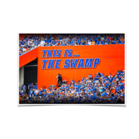 Florida Gators - Swamp Sign