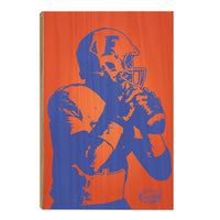 Florida Gators Gatorå¨ Pass Wood Art