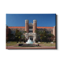 Florida State Seminoles Westcott Watercolor Canvas
