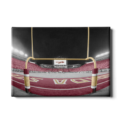 Florida State Seminoles Osceola Spear Officially Licensed Wall Art College Wall Art