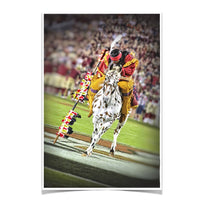 Florida State Seminoles Osceola Spear Photo Print