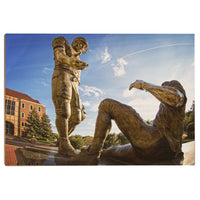 Florida State Seminoles Sportsmanship Wood Art
