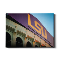 LSU Tigers Tiger Stadium䋢 canvas