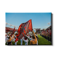 South Carolina Gamecocks - Half Time Flag