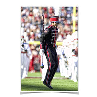 South Carolina Gamecocks Drum Major Photo Print