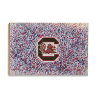 South Carolina Gamecocks Homecoming Wood Art
