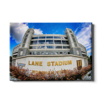 Virginia Tech Hokies Lane Stadium Canvas