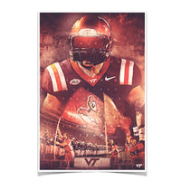 Virginia Tech Hokies Ultimate Hokie䋢 Photo Print