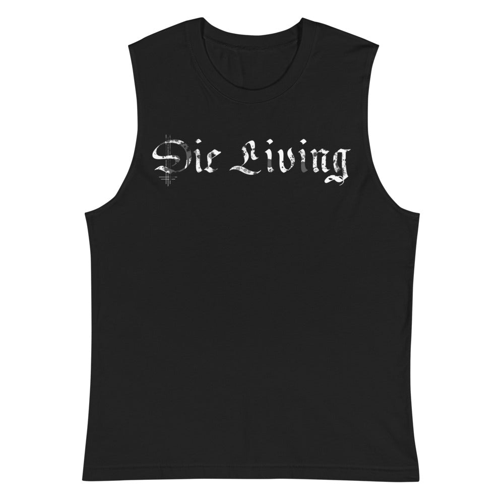 Die Living Muscle Shirt