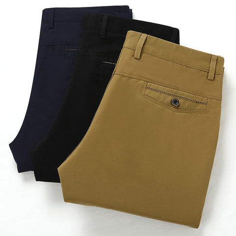 Casual Trousers - East Gold