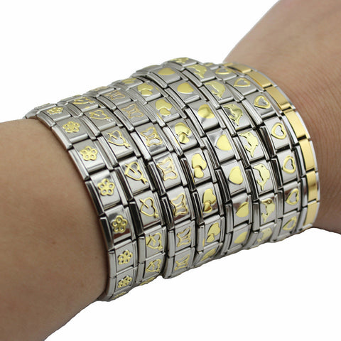 Classic 316L Stainless Steel Bracelet - East Gold