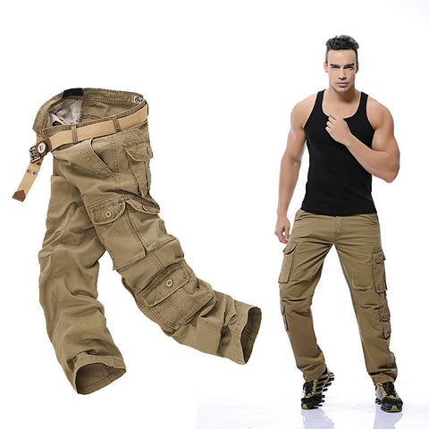 Cargo Pants - East Gold
