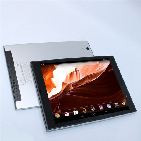 8'' IPS Tablet Quad Core Android 4.2.2 Capacitive Screen Metal Shell Tablet PC - East Gold
