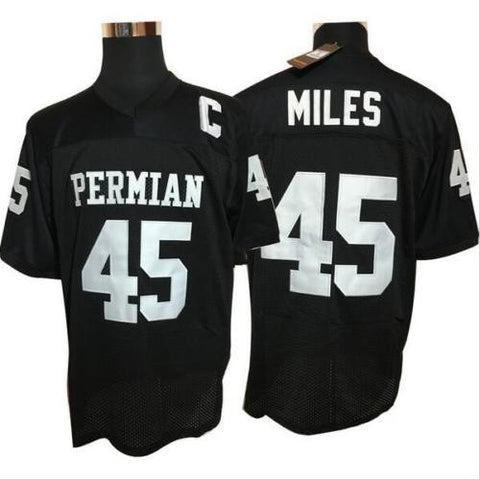 American Football Jersey Boobie Miles #45 - East Gold