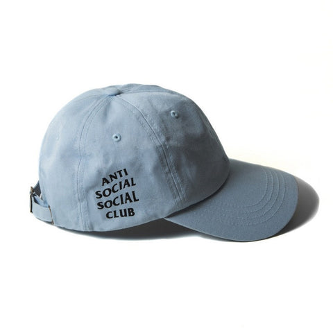Anti Social Club Snapback - East Gold