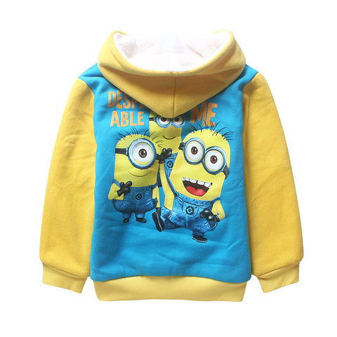 Despicable Me Hoodies - East Gold
