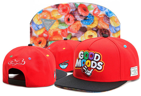 C&S GOOD MOODS CAP - East Gold