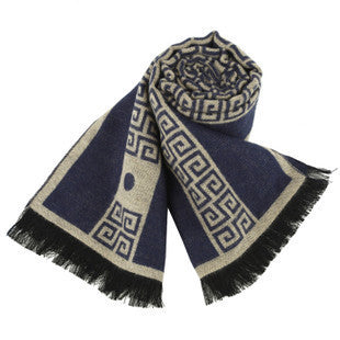 Cashmere Long Scarves - East Gold