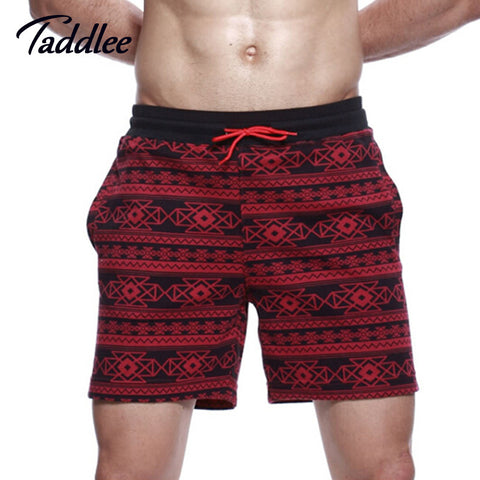 Leisure Casual Beach Boxer Trunks - East Gold