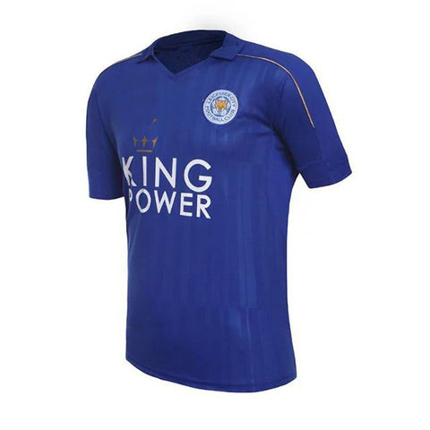 Leicester City Jersey - East Gold