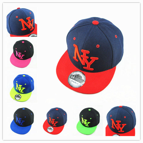 Cartoon Embroidery Cotton Baseball Cap - East Gold