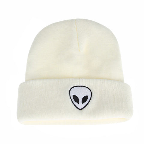 Alien Winter Hat - East Gold
