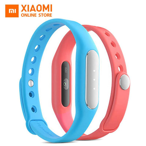 Original Xiaomi Mi Band 1S pulse miband fitness tracker heart rate monitor smart band Bluetooth 4.0 Wristband - East Gold