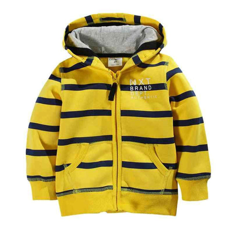 Sports Clothing Hoodie - East Gold