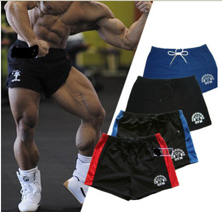Bodybuilding Professional Shorts - East Gold