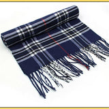 Winter Brand Cashmere Scarf - East Gold