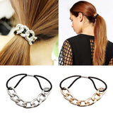 Chic Bridal Head Chain  Headband Accessories - East Gold